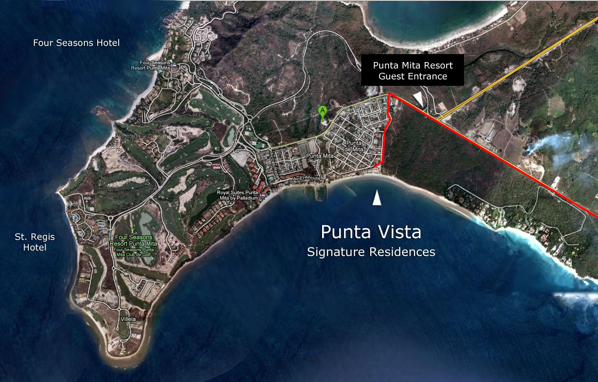 PVSR - Punta Vista Signature Residence - Playa Punta de Mita real estate and vacation rentals