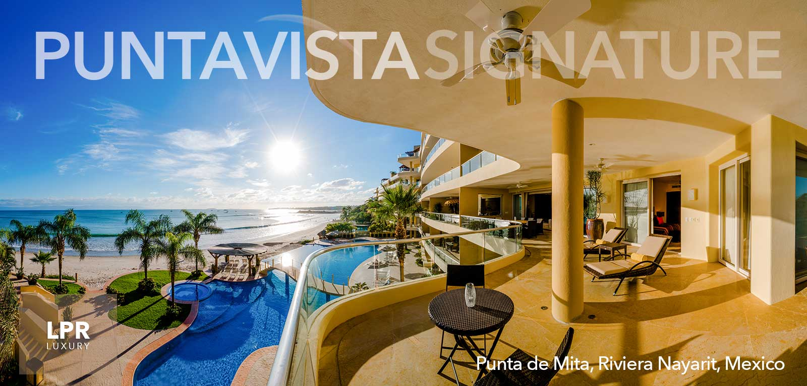 PVSR - Punta Vista Signature Residence - Playa Punta de Mita real estate and vacation rentals
